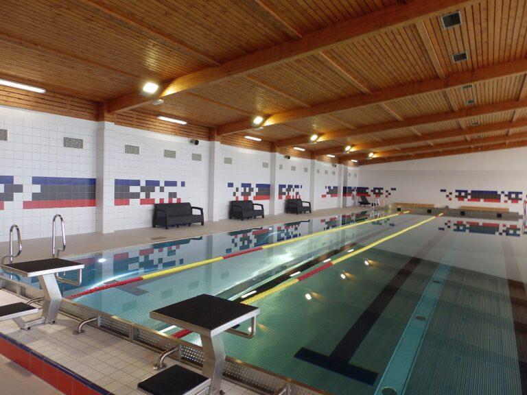 Nejstarší bazén na Prachaticku  vypadá (nejen) s dlaždicemi RAKO jako nový