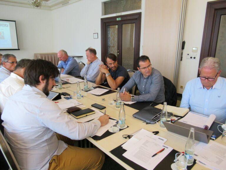 Výroční zasedání Evropské asociace národních obkladačských svazu – EUF v České republice