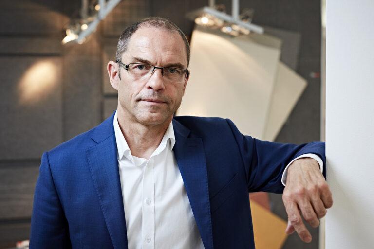 Roman Blažíček, jednatel společnosti Lasselsberger, se stal prezidentem Evropské asociace výrobců keramických obkladů a dlažeb CET