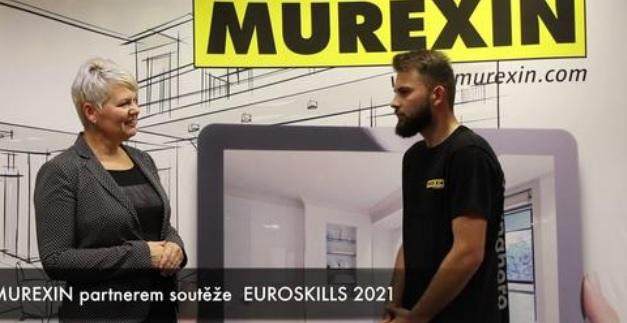 Rozhovor a krátké video s p. Voráčkem – soutěžící za Cech obkladačů pro soutěž Euroskills 2021