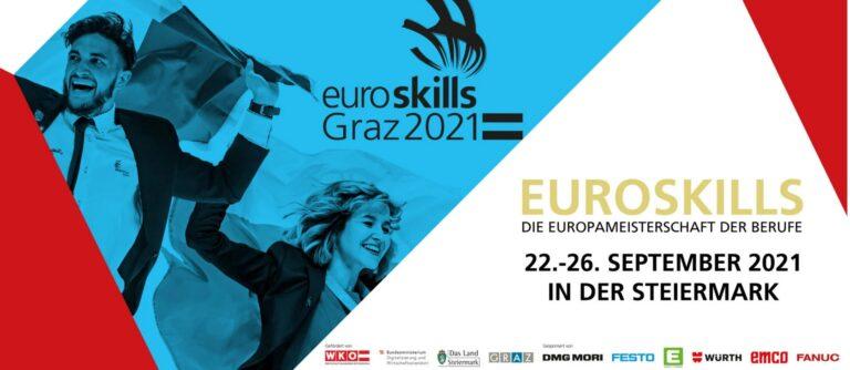 Euroskills 2021: Úspěch českých barev po 12 letech
